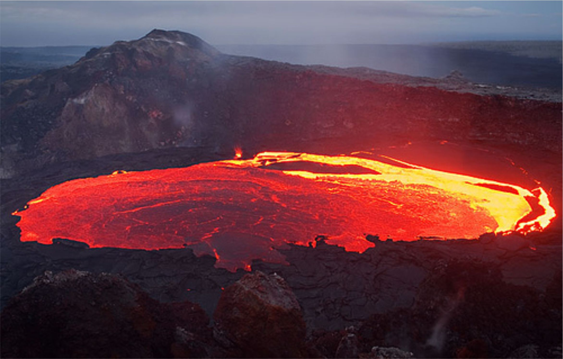 a report on volcano Volcanic eruption in iceland blasts lava high into the air  askja volcano is located 30 miles northeast of  watchdog report slams fbi director and.