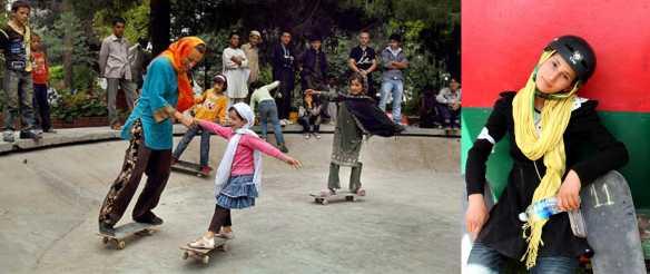 Skateistan 4 - Babyshark's Minority Report - Alejandro Bocanegra