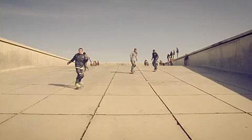 Skateistan 5 - Babyshark's Minority Report - Alejandro Bocanegra